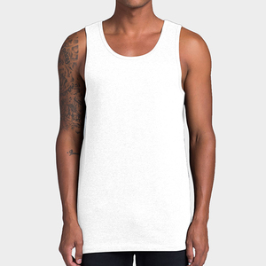 AS COLOUR - LOW DOWN SINGLET